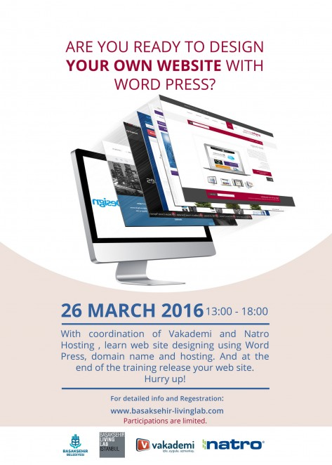 Are You Ready To Design Your Own Web Site With Word Press??