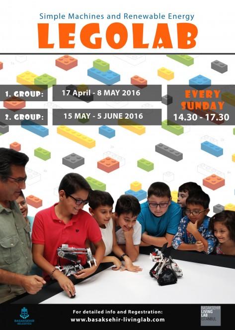 Simple Machines and Renewable Energy: LEGOLAB