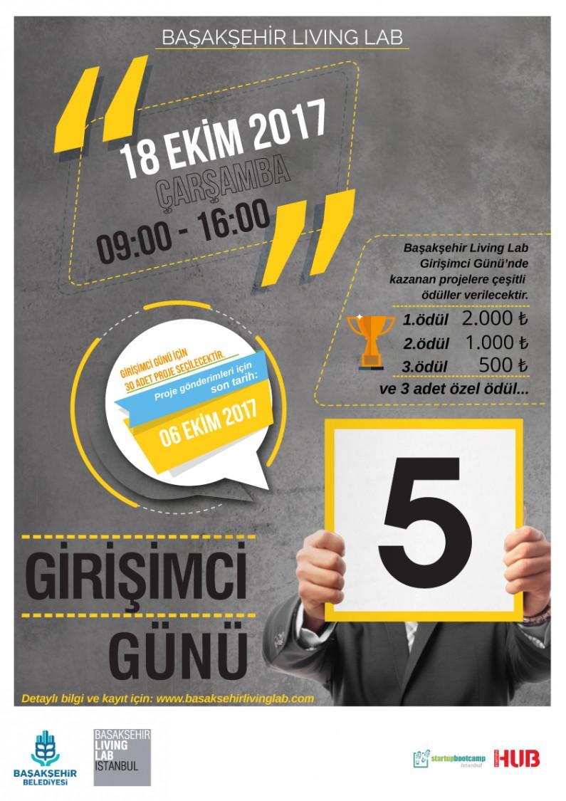 Başakşehir Living Lab Girişimci Günü 5