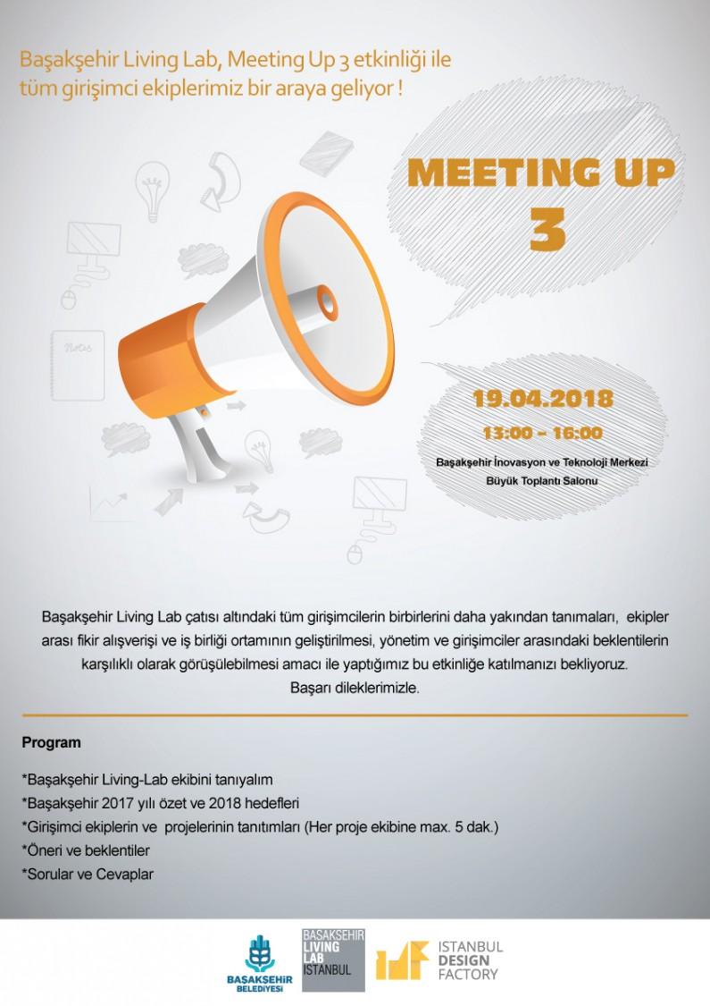 Başakşehir Living Lab Meeting Up 3