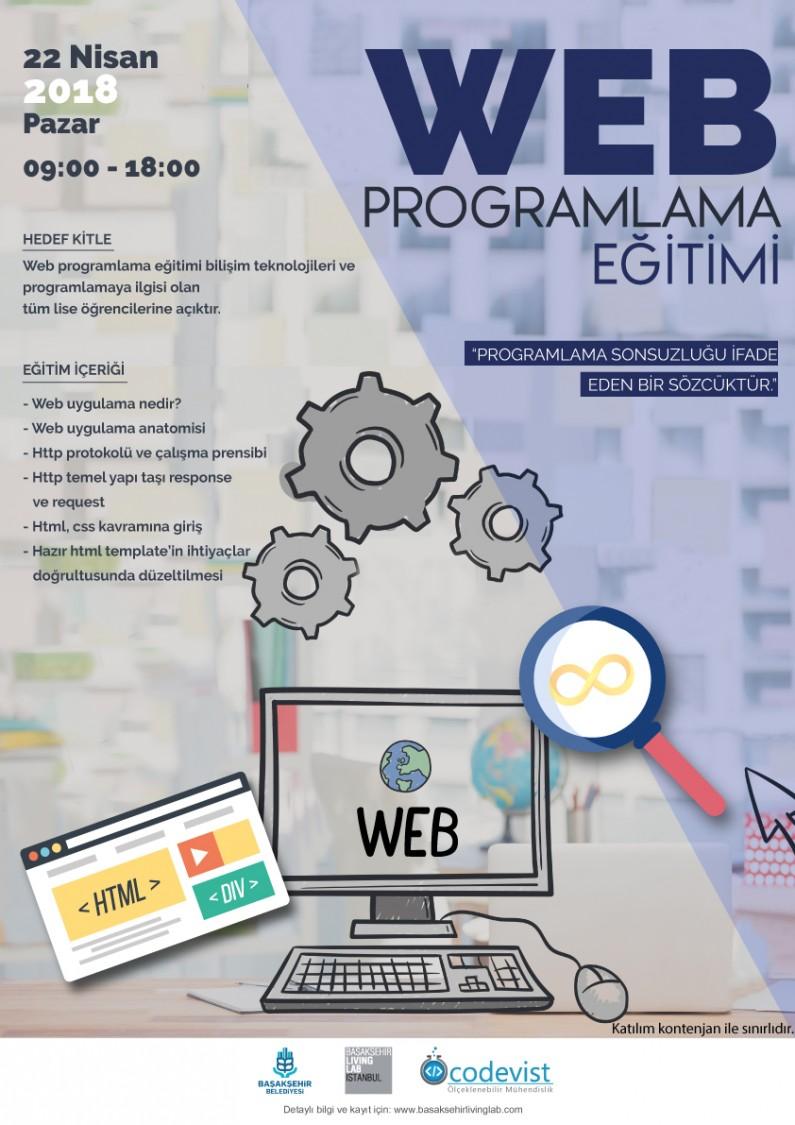 WEB Programlama Eğitimi