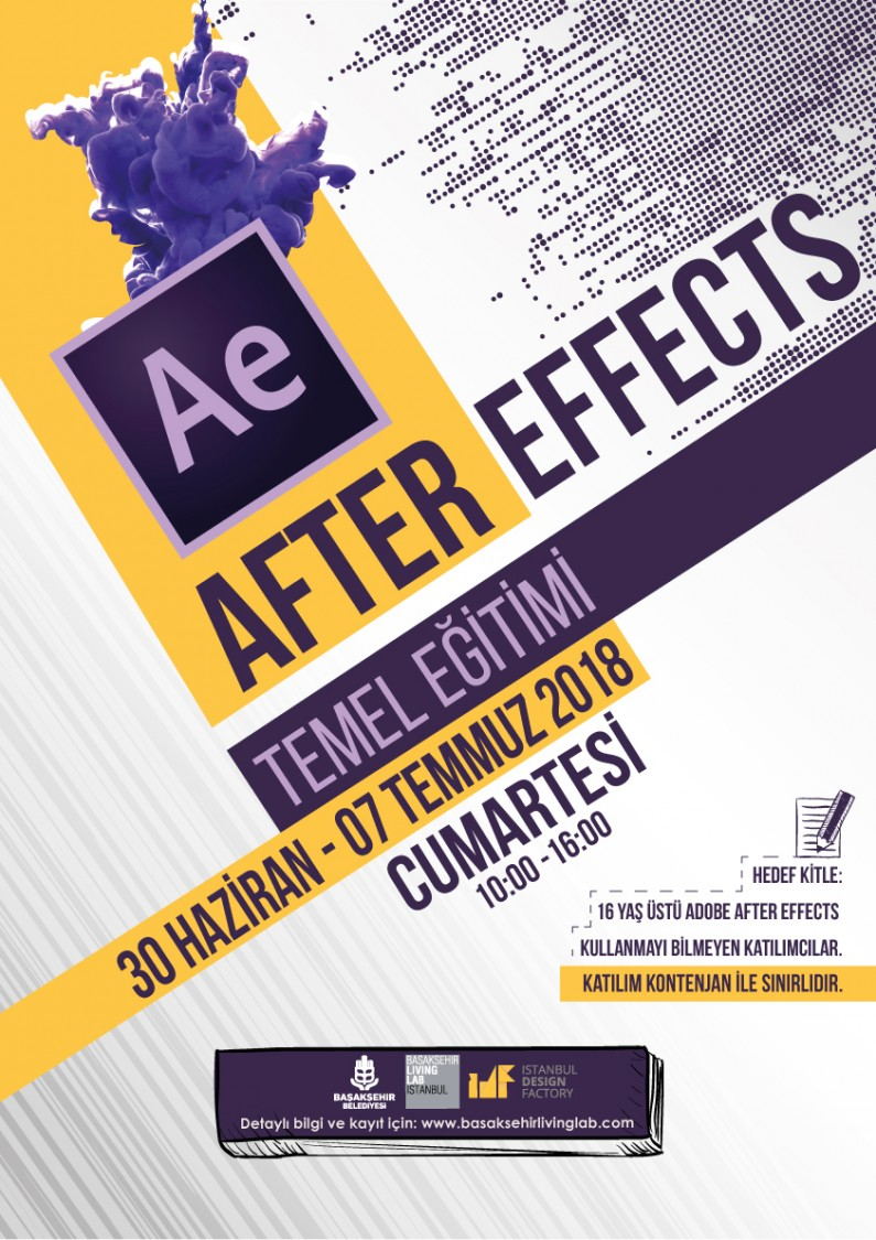 After Effects Temel Eğitimi