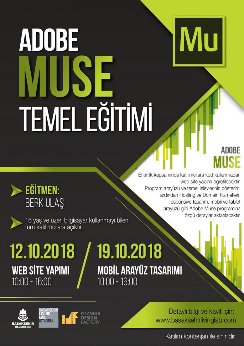 Adobe Muse Temel Eğitimi