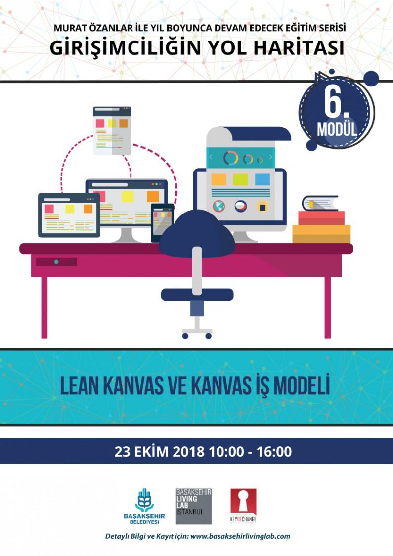 Lean Kanvas ve Kanvas İş Modeli