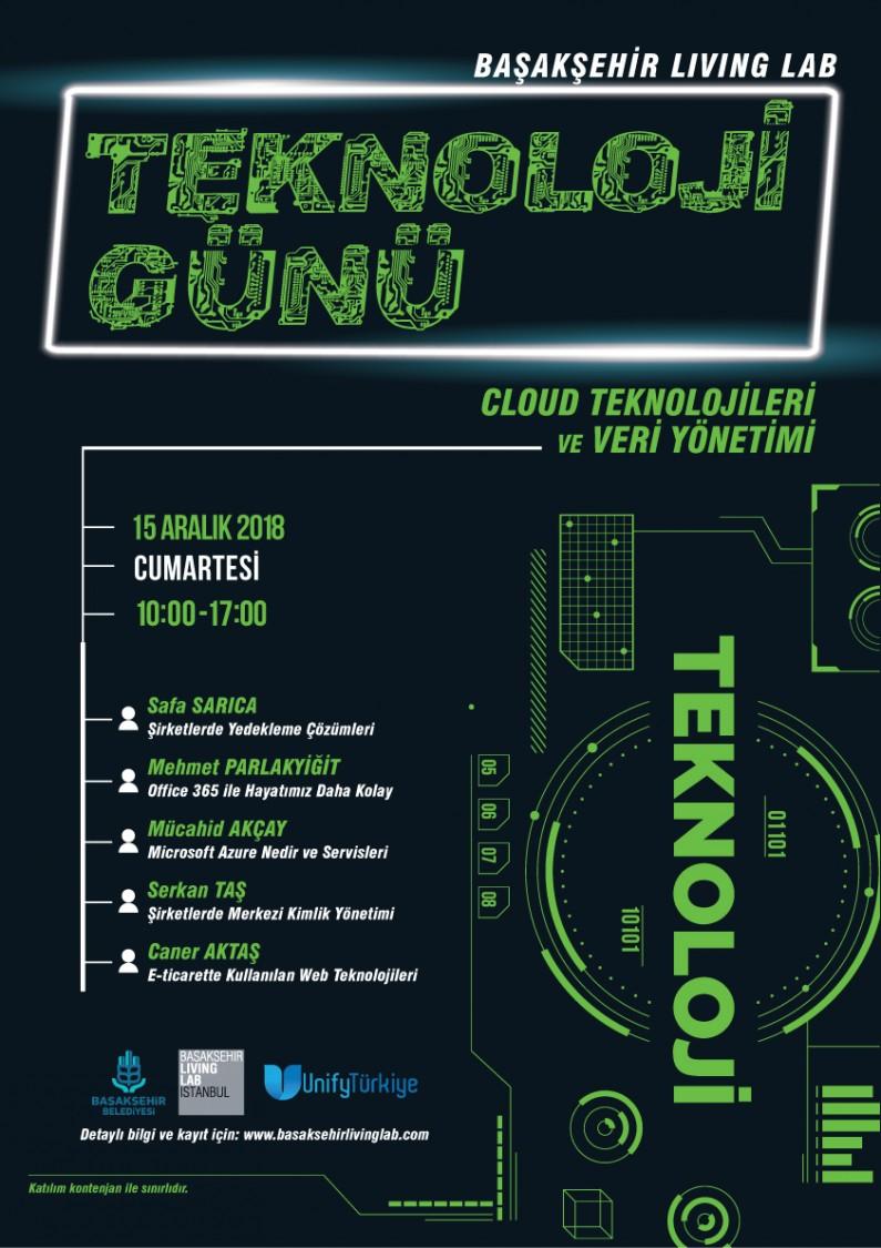 Teknoloji Günü – Cloud Teknolojileri ve Veri Yönetimi