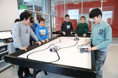 Legolardan Robot Yaptılar