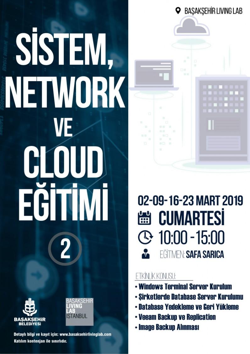 Sistem, Network ve Cloud Eğitimi 2