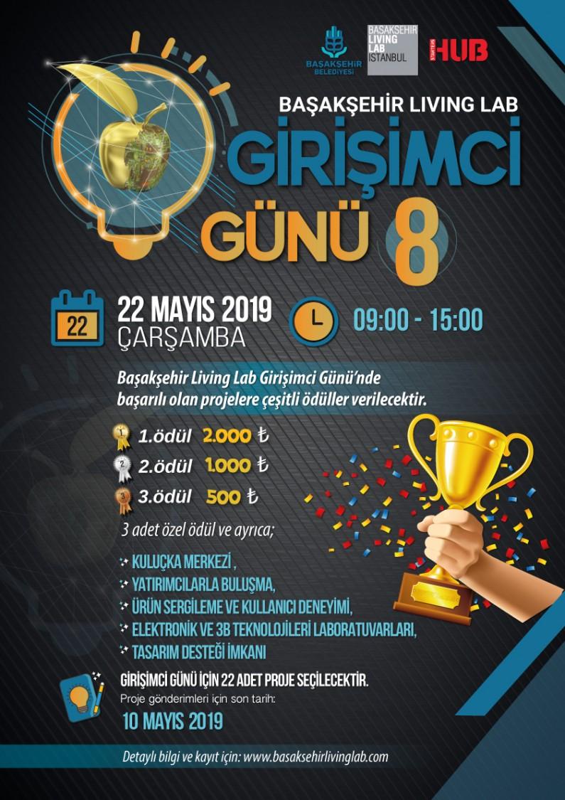 Başakşehir Living Lab Girişimci Günü 8