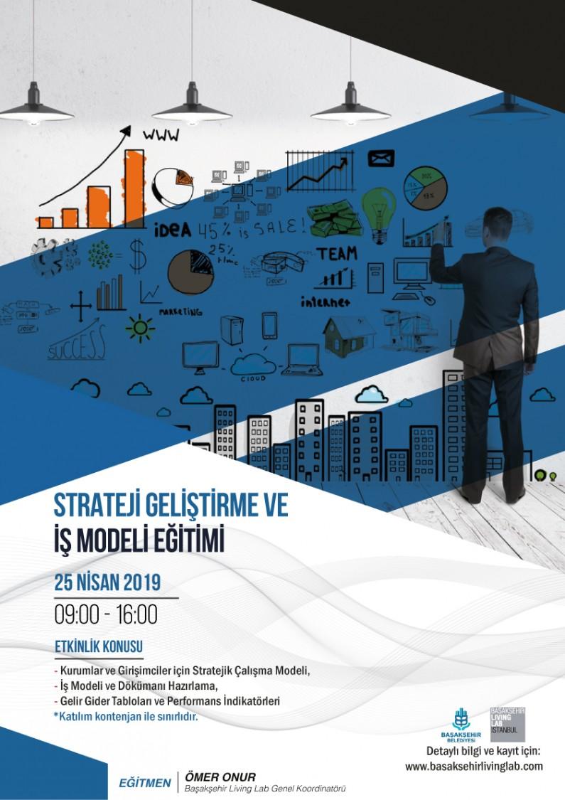 Strateji Geliştirme ve İş Modeli Eğitimi