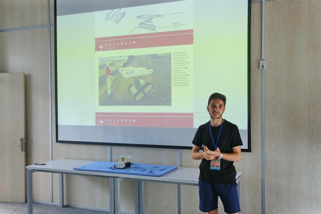 Başakşehir Living Lab'de 48 Saatlik Mekatronik Maratonu