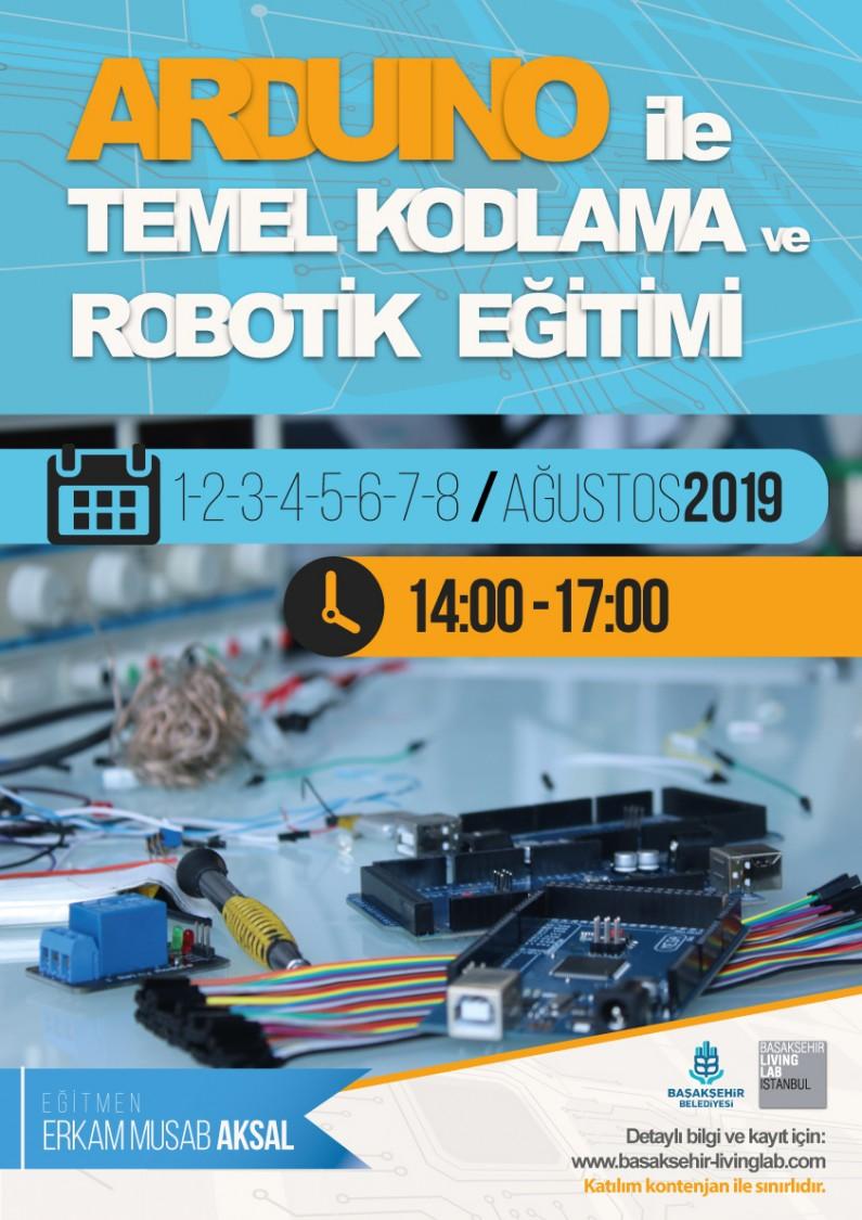 Arduino ile Temel Kodlama ve Robotik Eğitimi