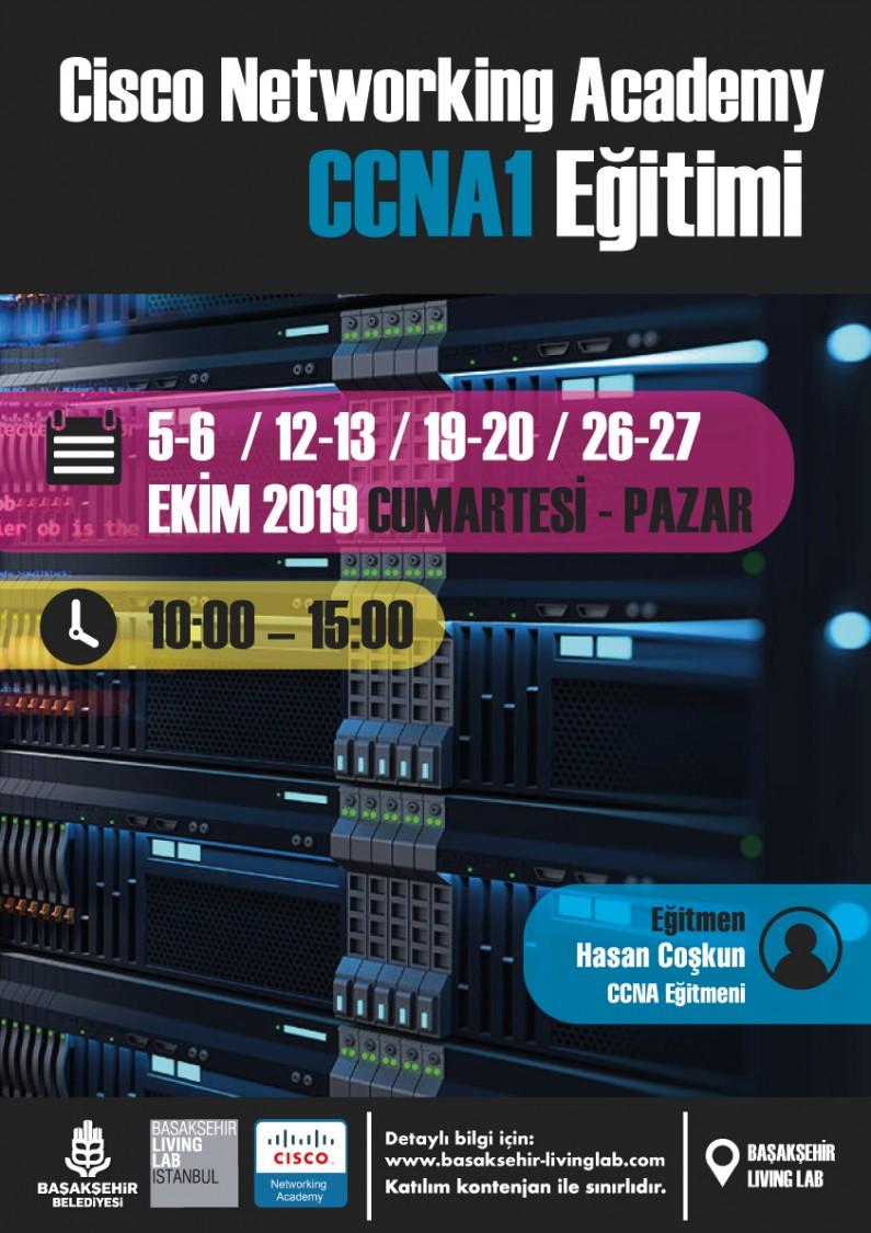 Cisco Networking Academy CCNA1 Eğitimi