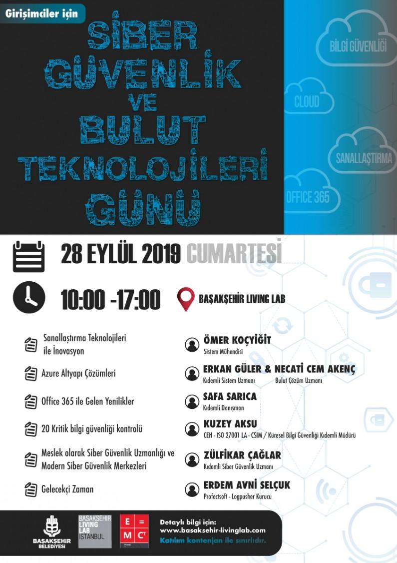 Girişimciler için Siber Güvenlik ve Bulut Teknolojileri Günü