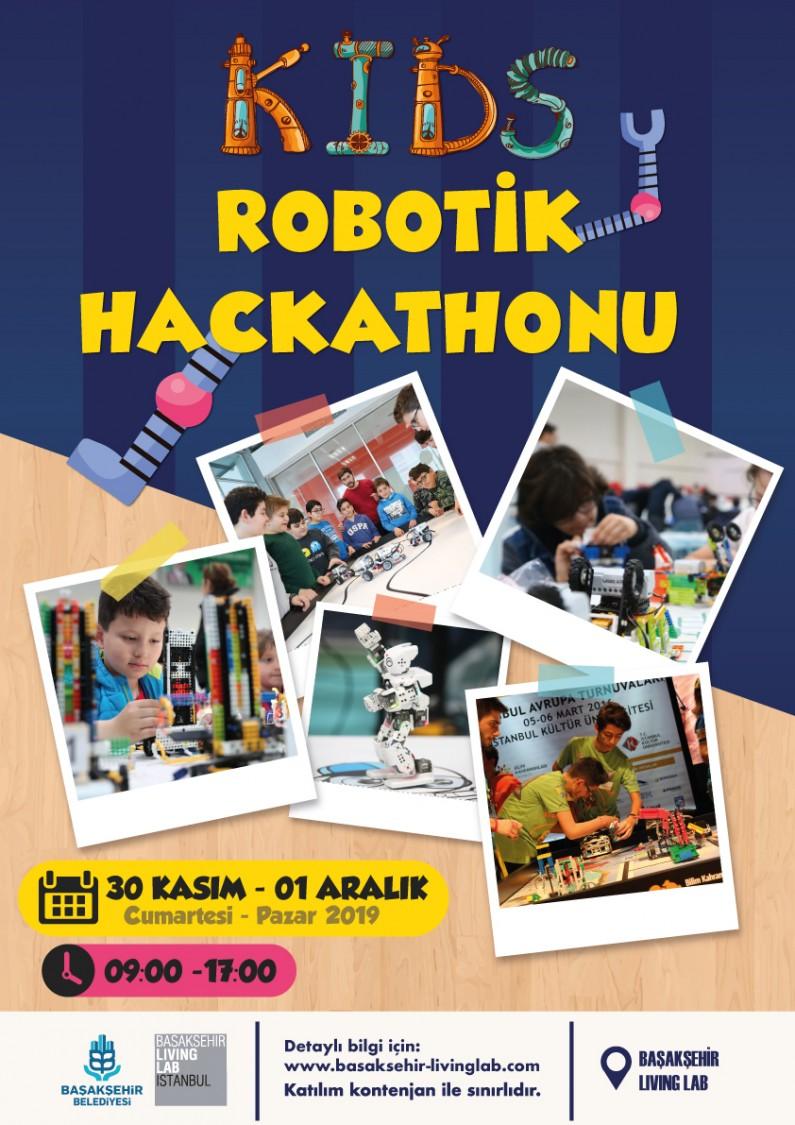 Kids Robotik Hackathonu