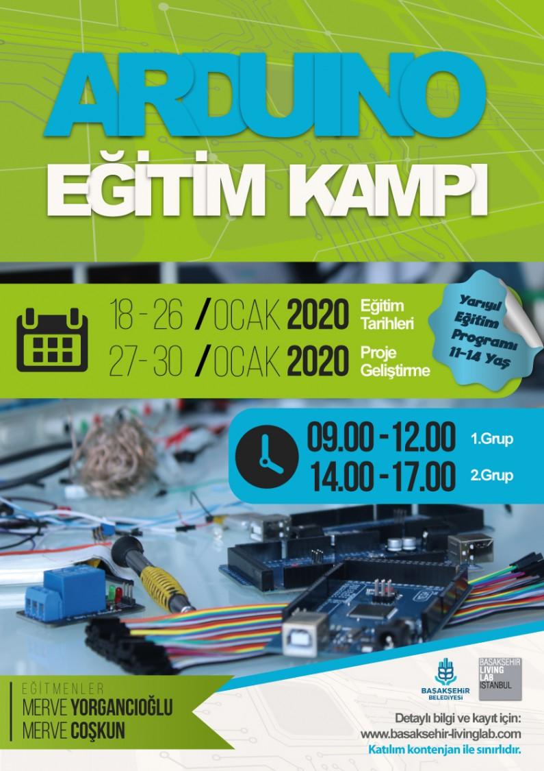 Arduino Eğitim Kampı