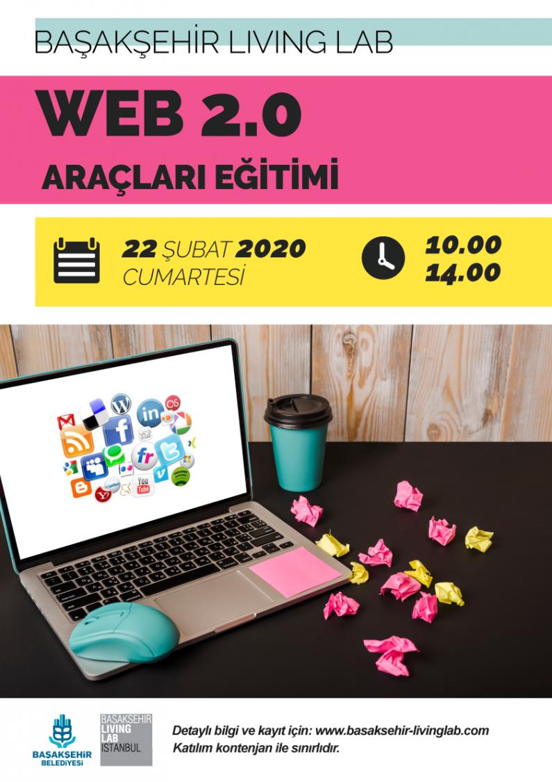 Web 2.0 Araçları Eğitimi