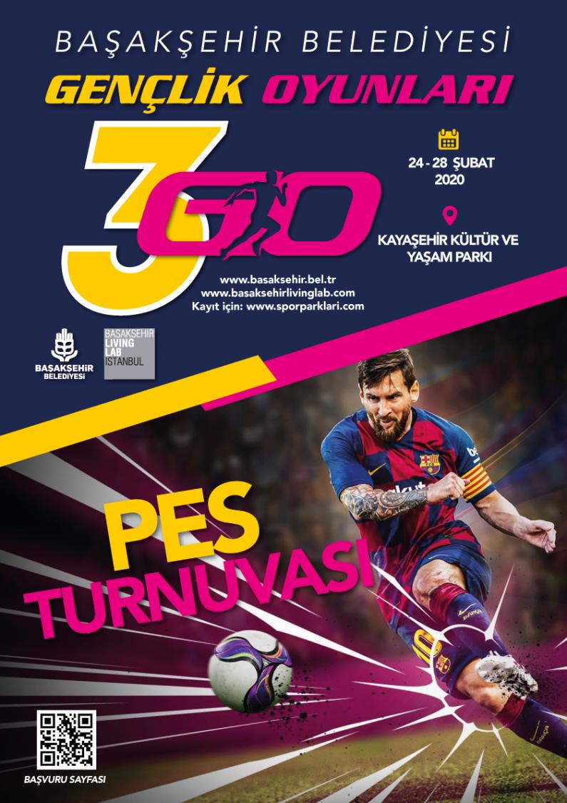 Gençlik Oyunları – PES Turnuvası