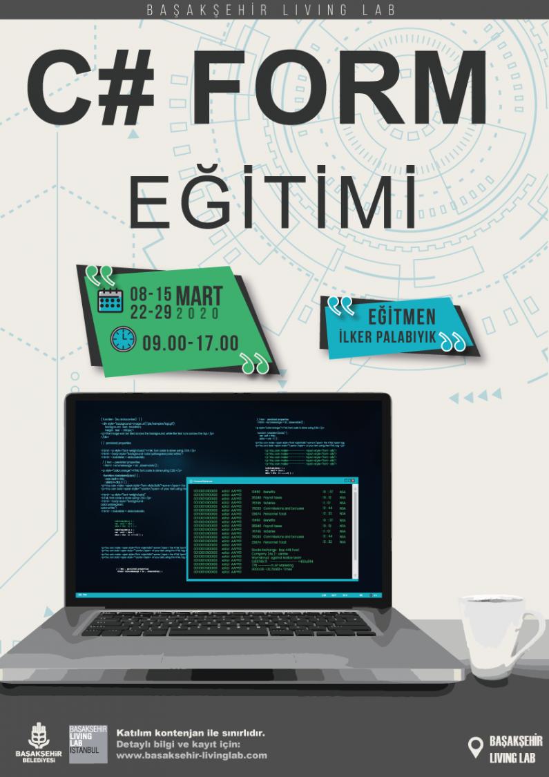 C# Form Eğitimi
