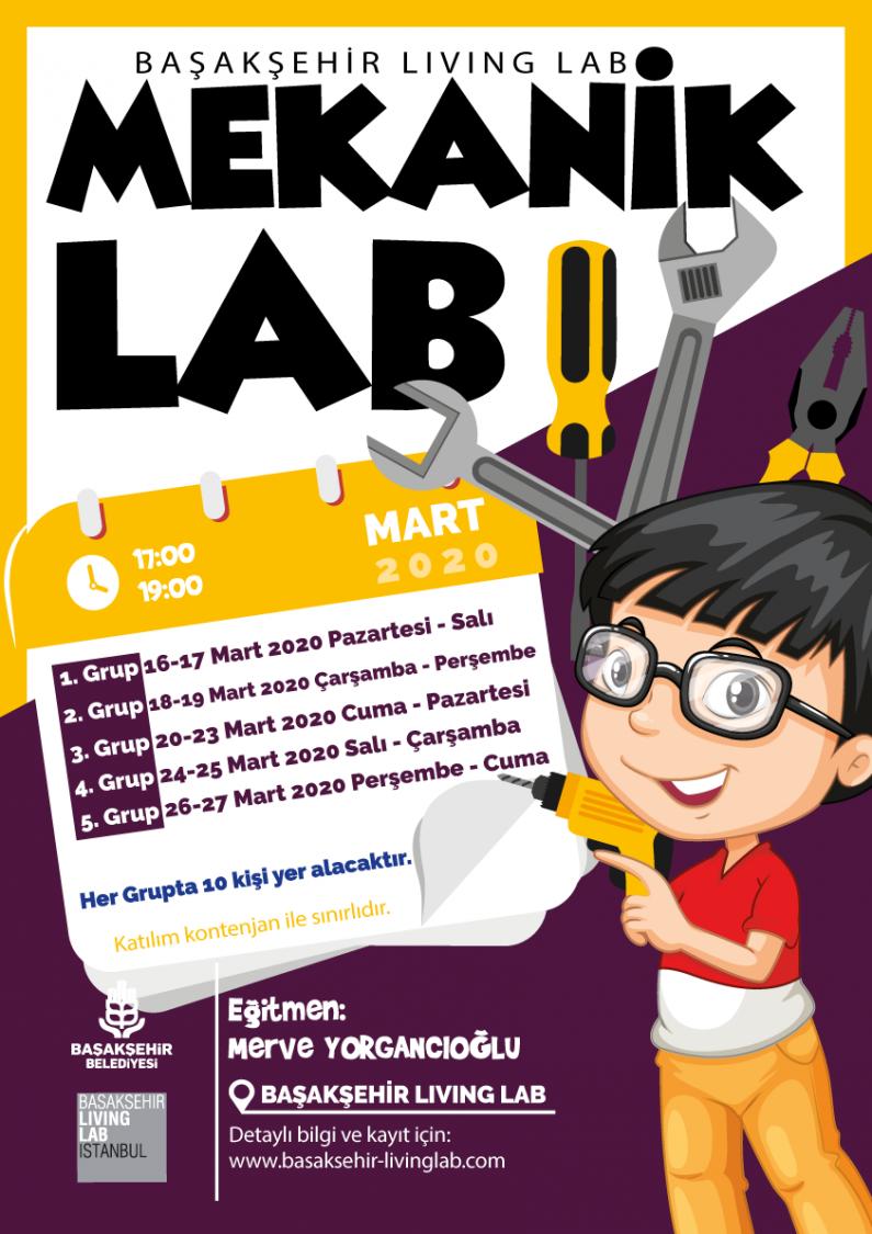 Mekanik Lab