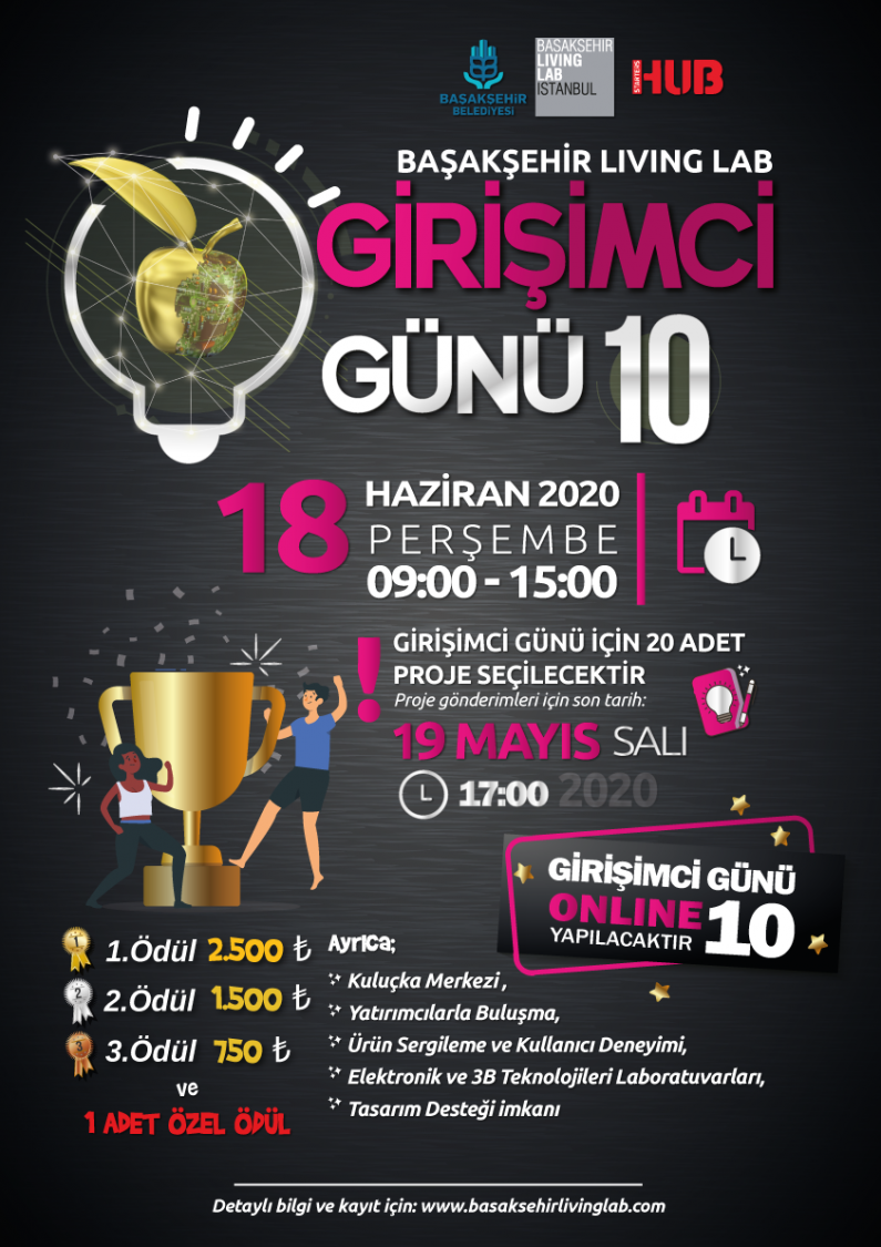 Başakşehir Living Lab Girişimci Günü 10