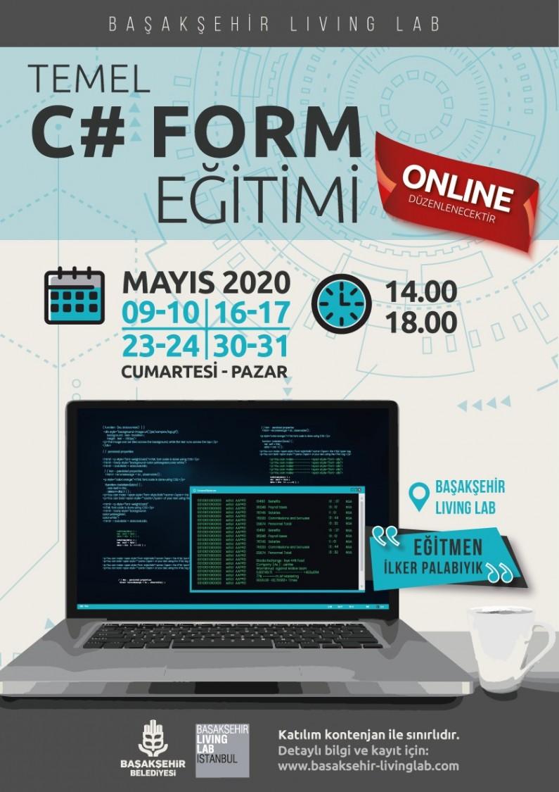 C# Form Eğitimi – Online
