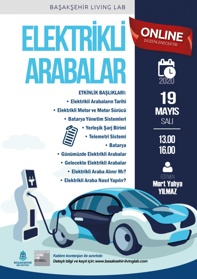 Elektrikli Arabalar Semineri – Online