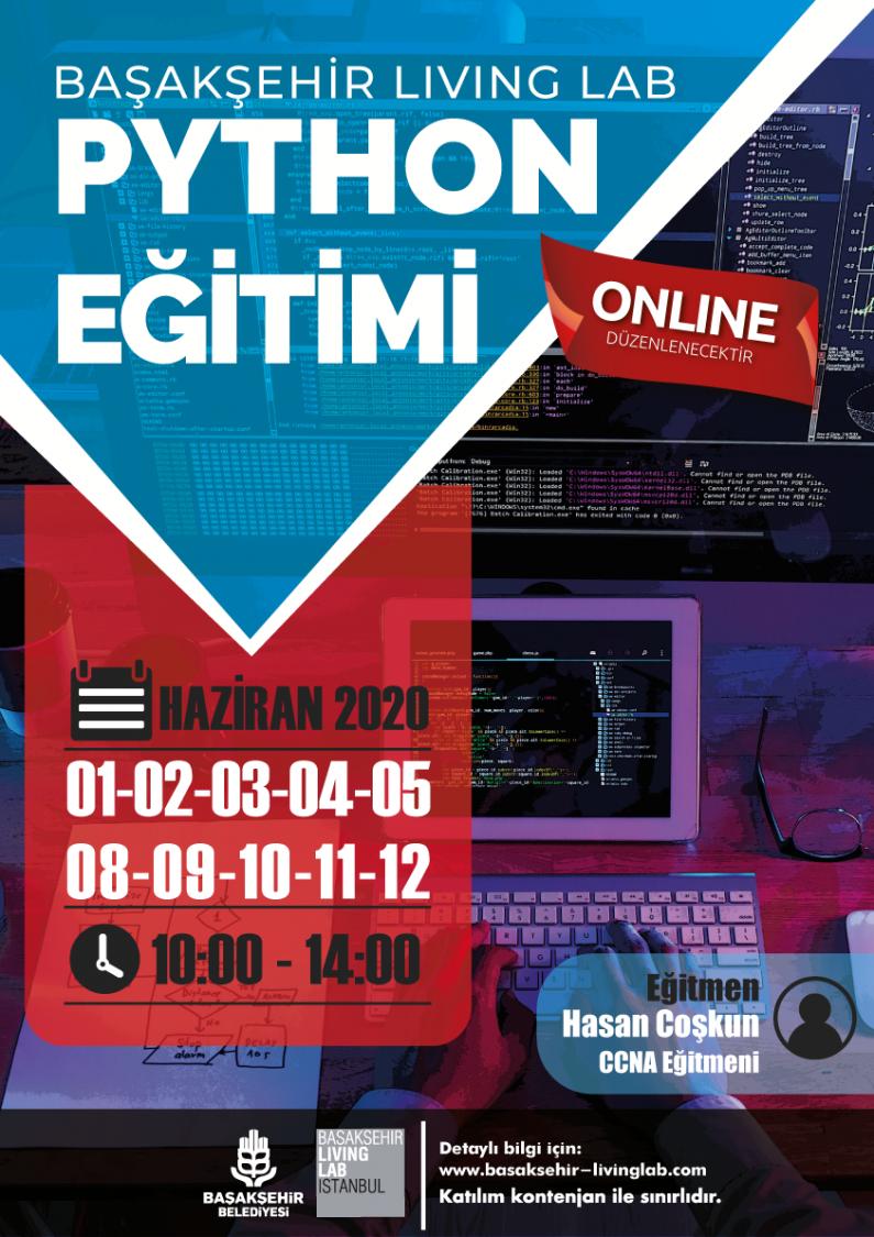 Python Eğitimi – Online