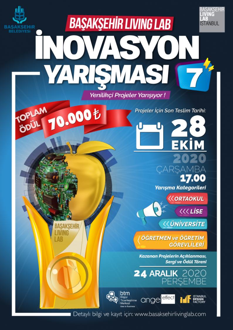 Başakşehir Living Lab İnovasyon Yarışması 7