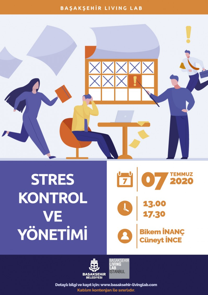 Stres Kontrol ve Yönetimi