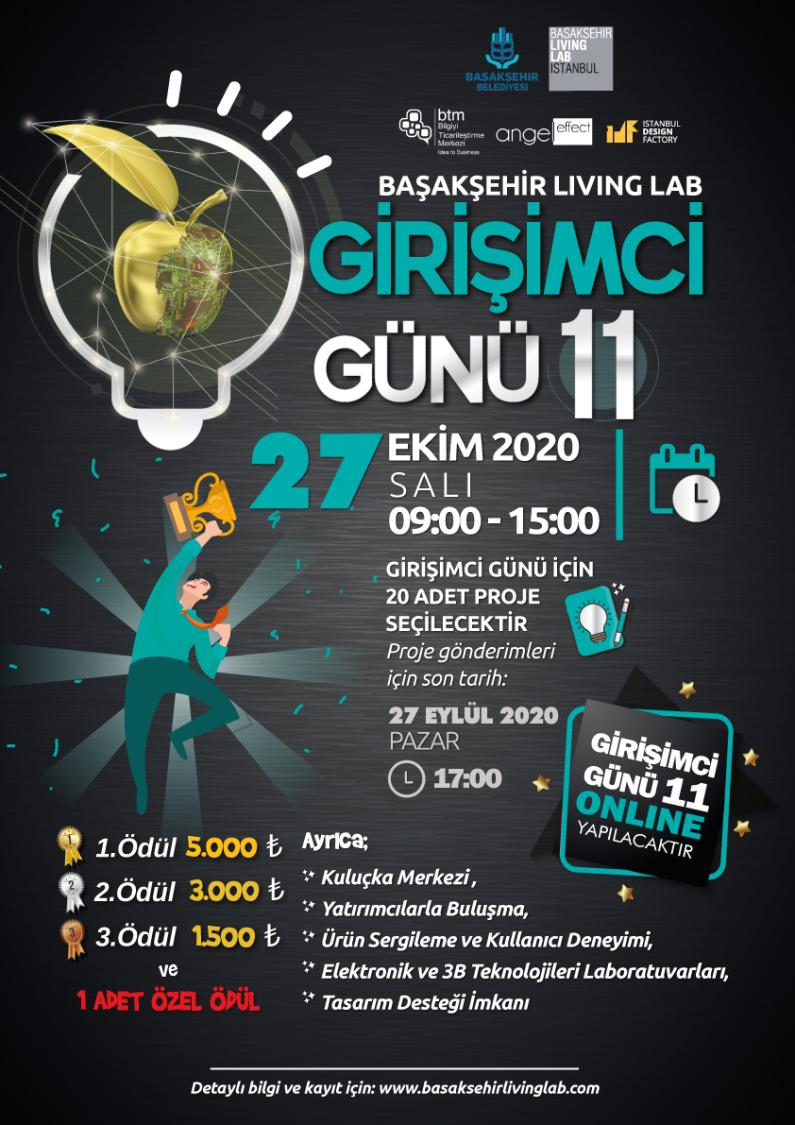 Başakşehir Living Lab Girişimci Günü 11