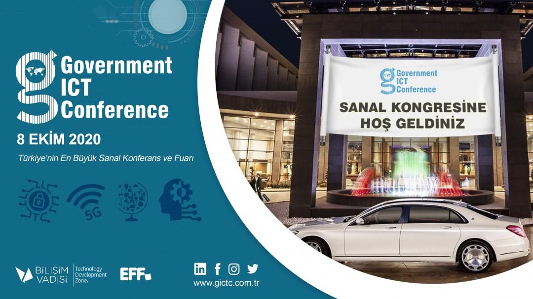 Kamu Bilgi ve İletişim Teknolojileri Konferansı (Goverment ICT Conference)