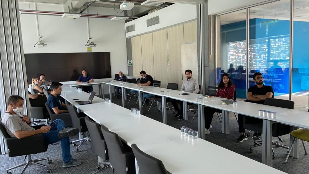 Başakşehir Living Lab Girişimcileri ve Başakşehir Belediyesi Meeting Up Etkinliğinde Buluştu