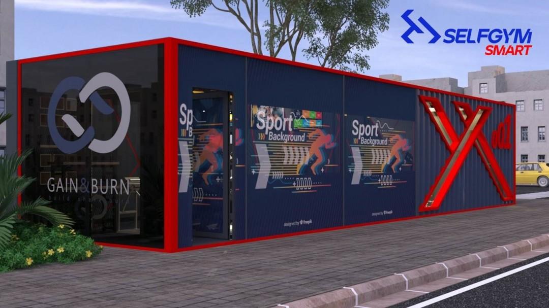 SELFGYM – Ulaşılabilir Yeni Nesil Fitness İstasyonu