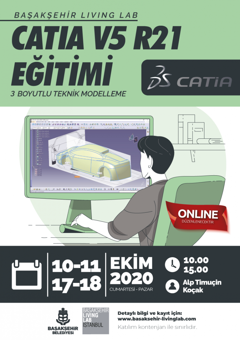 Catia V5 R21 Eğitimi