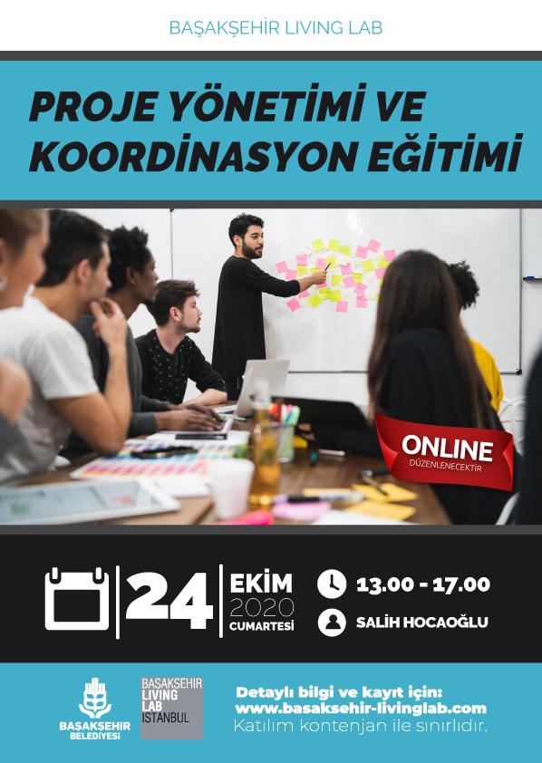 Proje Yönetimi ve Koordinasyon Eğitimi