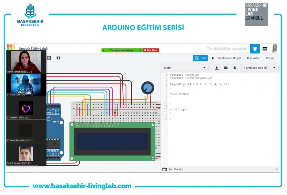Arduino Eğitim Serisi