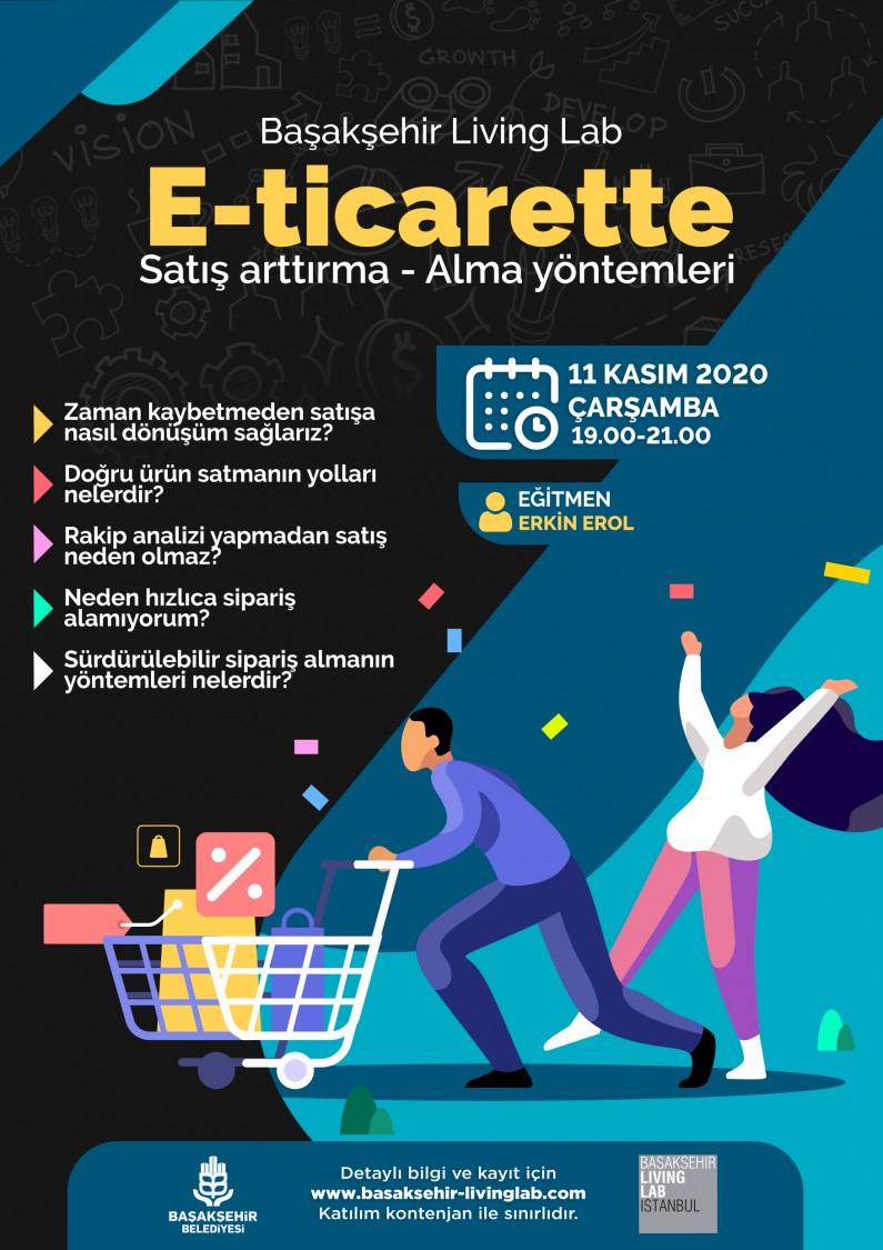 E-Ticarette Satış Arttırma / Alma Yöntemleri