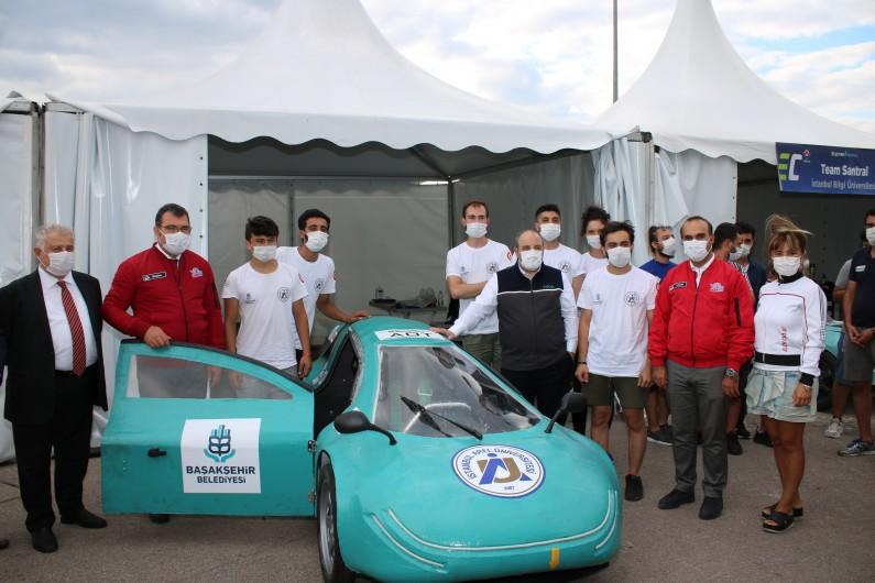 Başakşehir Living Lab ve Arel Otomotiv Topluluğu İş Birliği