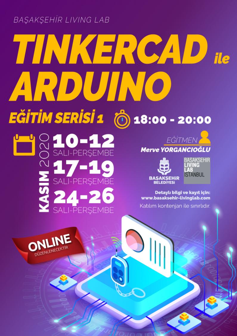 Tinkercad ile Arduino Eğitim Serisi 1
