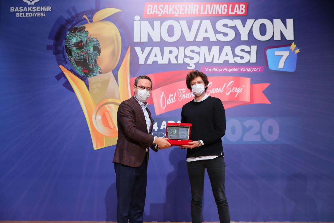 Başakşehir'de İnovasyon Ödülleri Sahiplerini Buldu