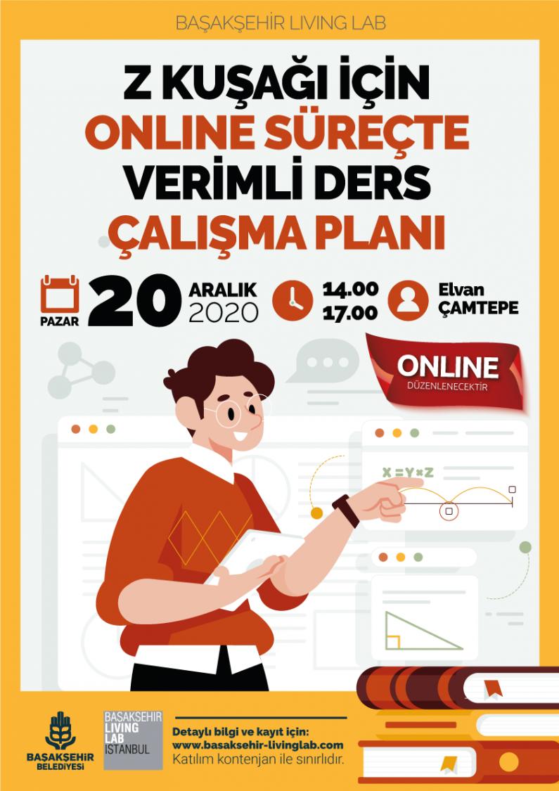 Z Kuşağı İçin Online Süreçte Verimli Ders Çalışma Planı
