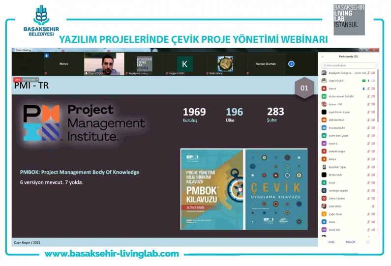 Yazılım Projelerinde Çevik Proje Yönetiminin Önemi