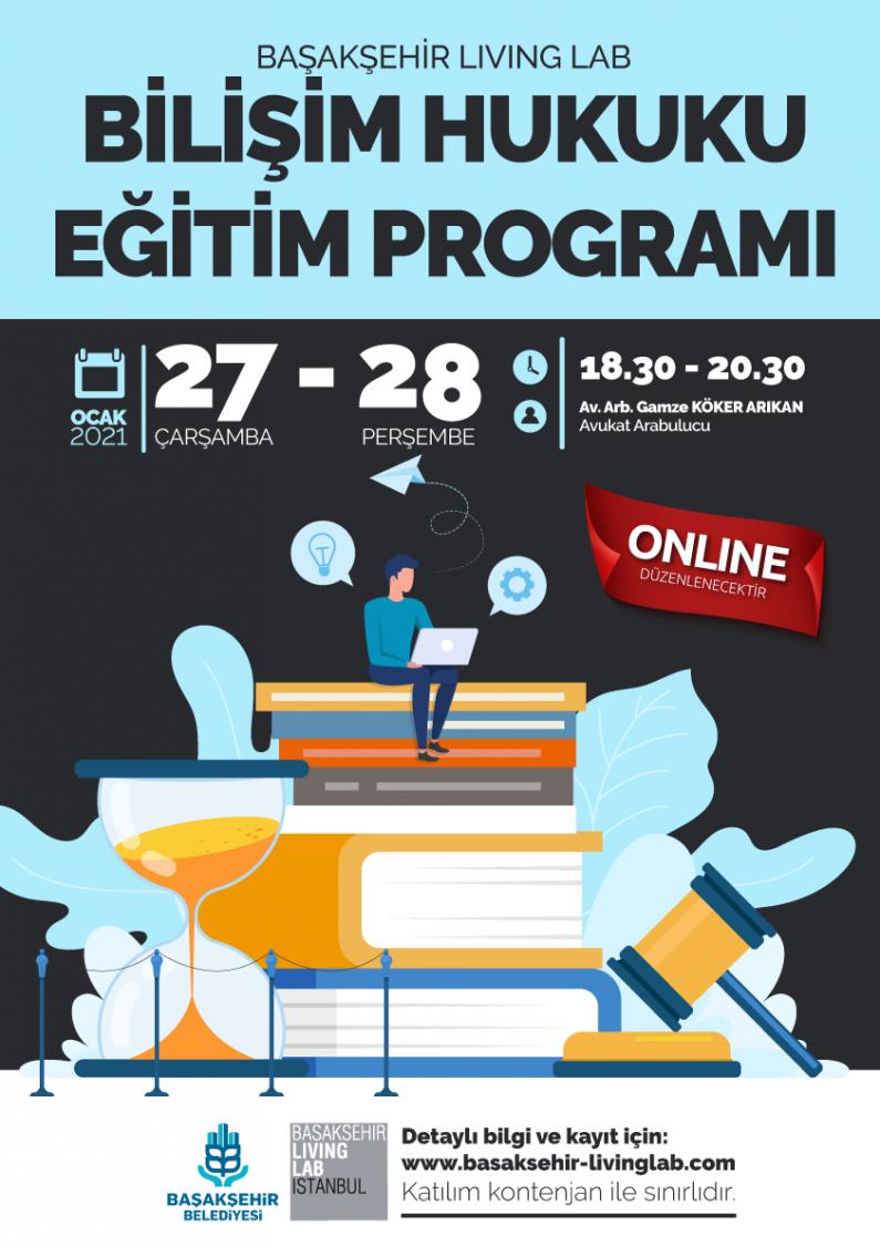 Bilişim Hukuku Eğitim Programı