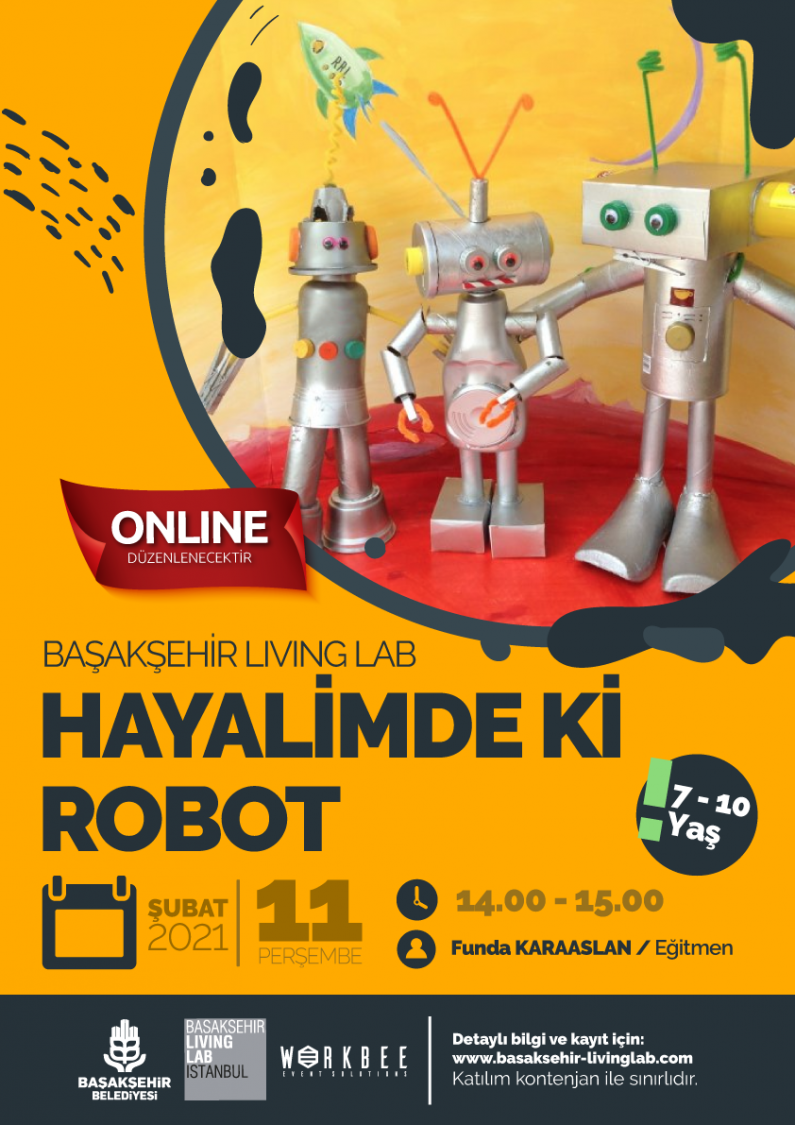 Hayalimde Ki Robot