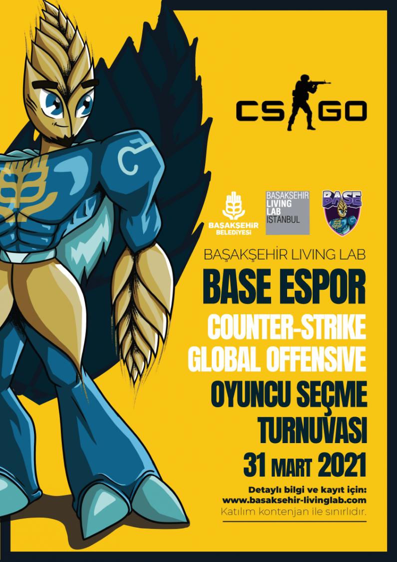 Base Espor Counter-Strike: Global Offensive Seçme Turnuvası
