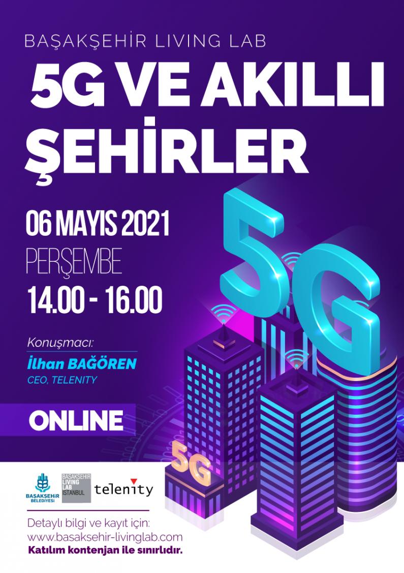 5G ve Akıllı Şehirler