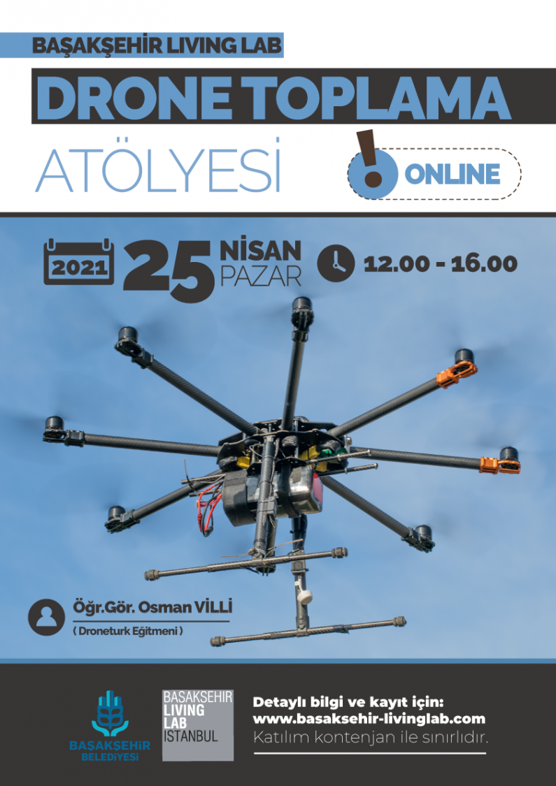 Drone Toplama Atölyesi
