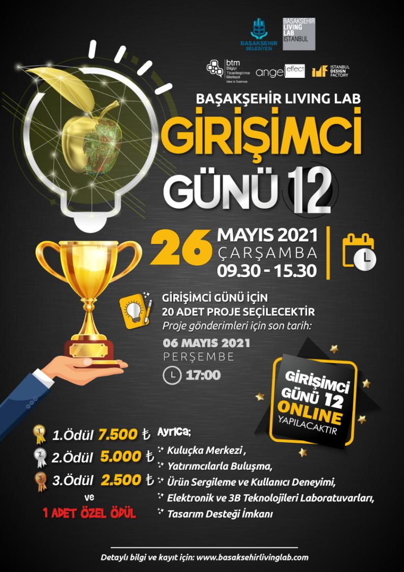 Başakşehir Living Lab Girişimci Günü 12