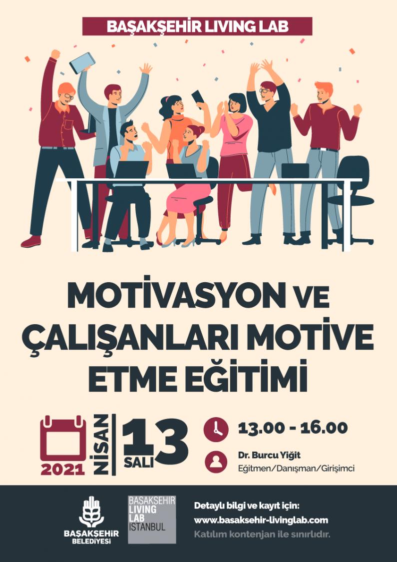 Motivasyon ve Çalışanları Motive Etme Eğitimi
