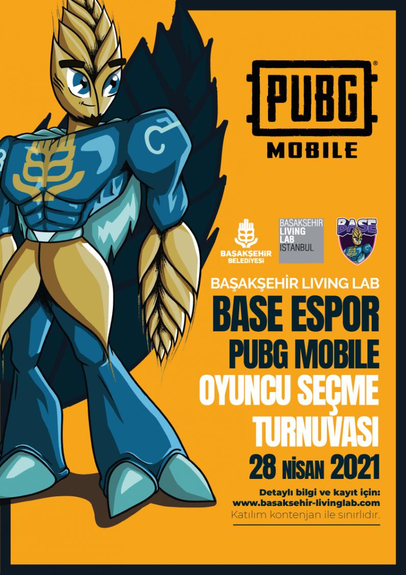 Base Espor PUBG Mobile Oyuncu Seçme Turnuvası 2